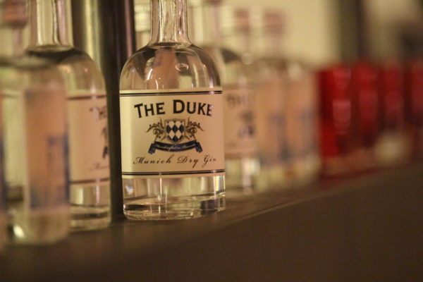 The Duke Mini Gin